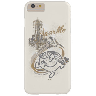 Sparkle Sunshine Barely There iPhone 6 Plus Case