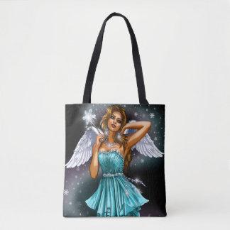 Sparkle the fairy tote bag