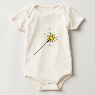 Sparkler Baby Bodysuit