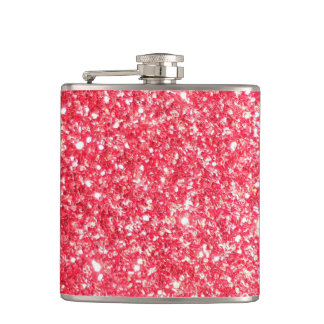 Sparkley Style Glitter Flasks