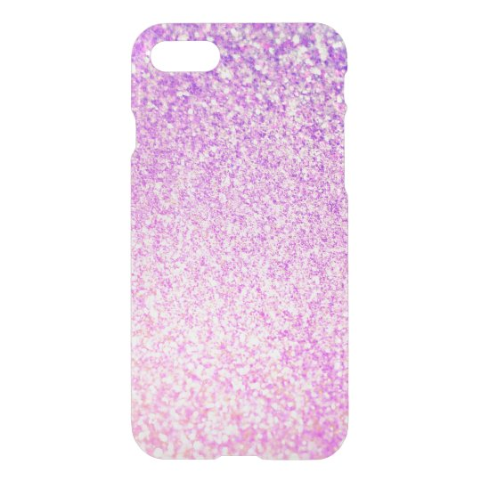Sparkley Style Glitter iPhone 7 Case