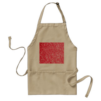 Sparkley Style Trendy Chic Standard Apron