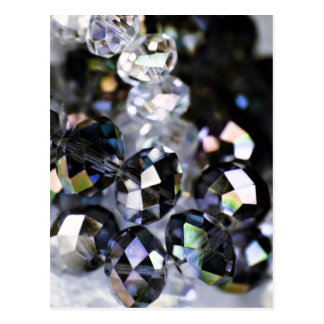 Sparkling Beads II Postcard