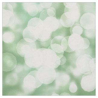 Sparkling Bokeh Green ID133 Fabric