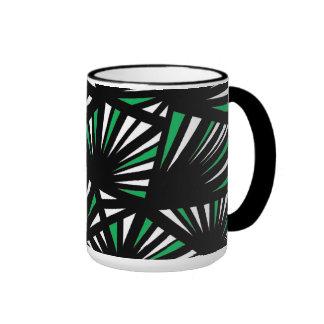Sparkling Calm Neat Bright Ringer Mug