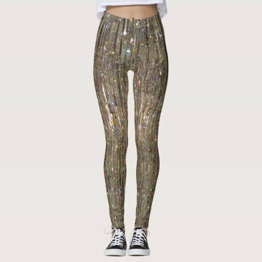Sparkling Chandelier Leggings