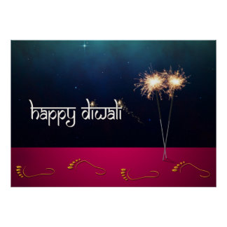 Sparkling Diwali - Poster