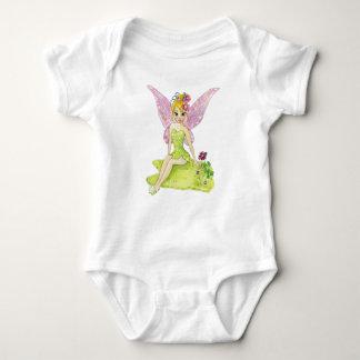 Sparkling fairy Bianca - Baby bodysuit