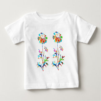 Sparkling Flowers Shirts