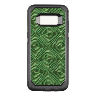 sparkling groovy metal,green (I) OtterBox Commuter Samsung Galaxy S8 Case