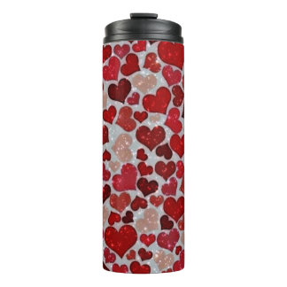 Sparkling Hearts, Thermal Tumbler