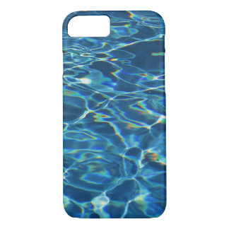Sparkling Pool Water iPhone 7 Case