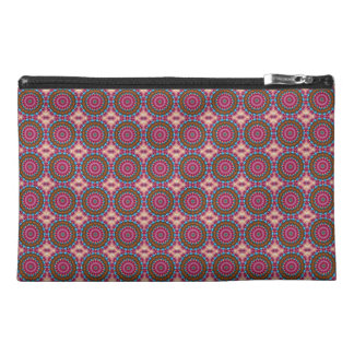 Sparkling soul music Pattern Travel Accessory Bag