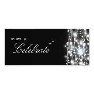 Sparkling Stars Invitation