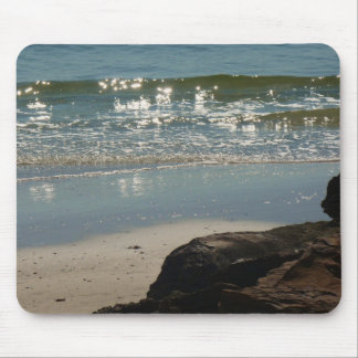 Sparkling Surf Mouse Pad