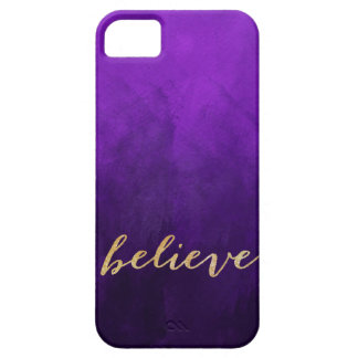Sparkly Believe Phone Case iPhone 5 Case