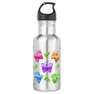 Sparkly Butterflies 532 Ml Water Bottle