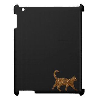Sparkly Cat Cover For The iPad 2 3 4