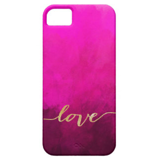 Sparkly LovePhone Case iPhone 5 Cover