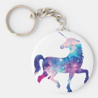 Sparkly Magical Unicorn Keychain