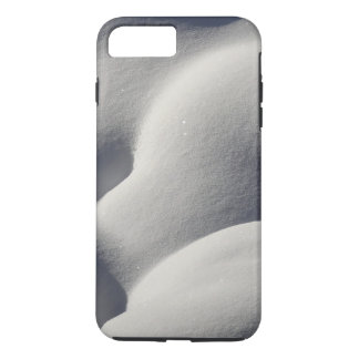 Sparkly Snow Mounds Abstract Nature Photography iPhone 8 Plus/7 Plus Case