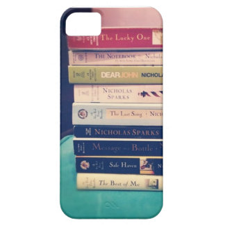 Sparks Book iPhone 5 Case