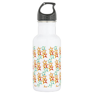Sparks Fly - Stars Pattern Water Bottle