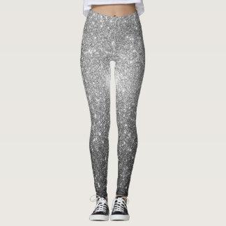 Sparks Of Silver Leggings