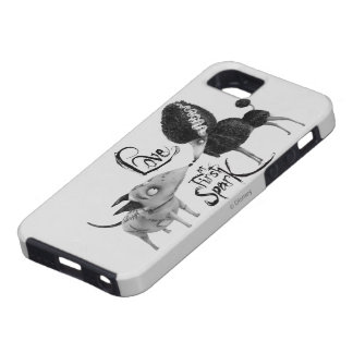 Sparky and Persephone: Love at First Spark iPhone 5 Cases