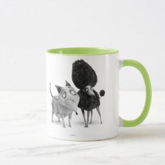 Sparky and Persephone Mug