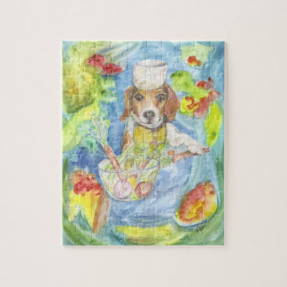 Sparky Dog The Chef puzzle
