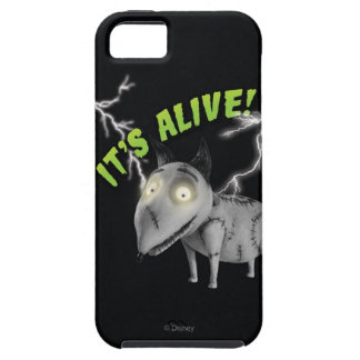 Sparky: It's Alive iPhone 5 Cover