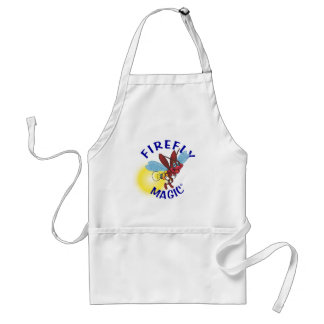 Sparky the Firefly Apron