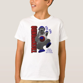 Sparring Bear Shirt - Kids