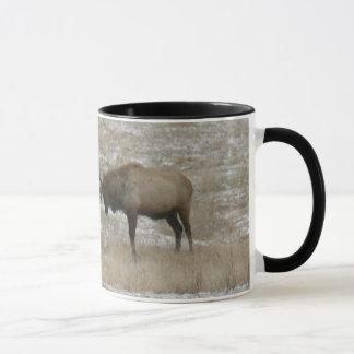 Sparring Elk Mug