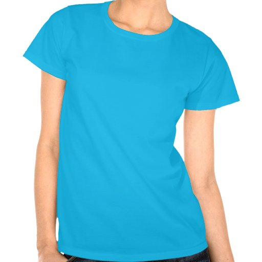 Sparrow Abstract Ladies T-Shirt