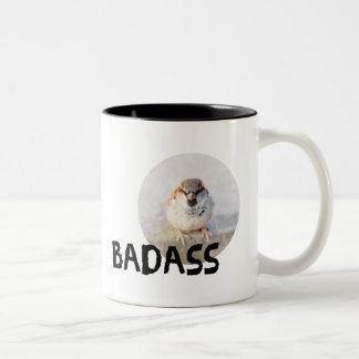 Sparrow - Badass Two-Tone Coffee Mug