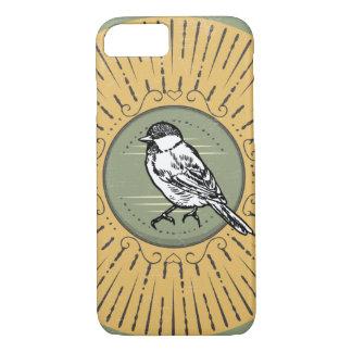 Sparrow Bird Case