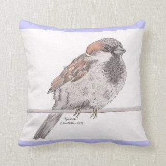Sparrow Pillows