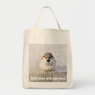 Sparrow - The Warrior Tote Bag