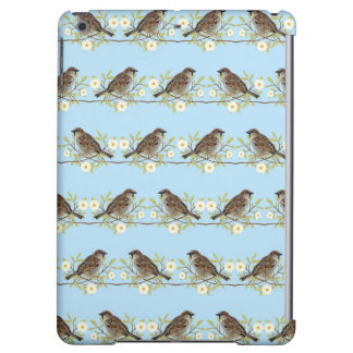 Sparrows Cover For iPad Air