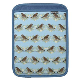 Sparrows iPad Sleeve