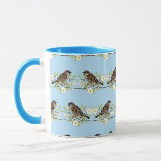 Sparrows Mug