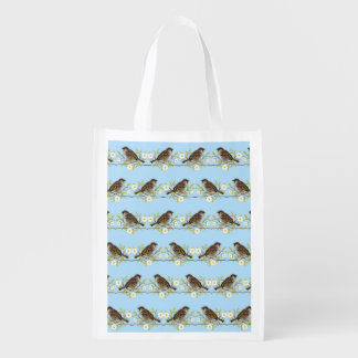 Sparrows Reusable Grocery Bag