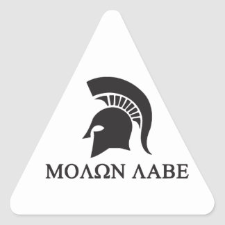 sparta.ai triangle sticker