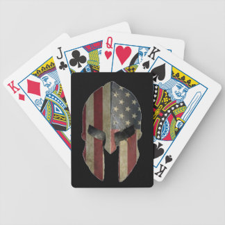 Spartan Bicycle Playing Cards