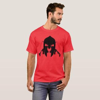 Spartan Black T-Shirt