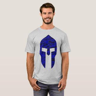 Spartan Blue T-Shirt