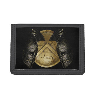 Spartan Brotherhood Tri-fold Wallet