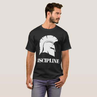 Spartan Discipline T-shirt